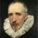 Portrait of Cornelis van der Geest by Anthony van Dyck, before 1620, now in the National Gallery